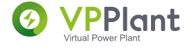 Virtual Power Plant - logotyp