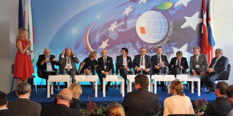 Economic Forum in Krynica