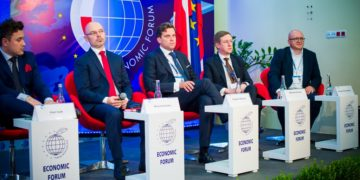 """Economic Forum in Krynica, """"New Technologies in Energy"""" discussion panel"""