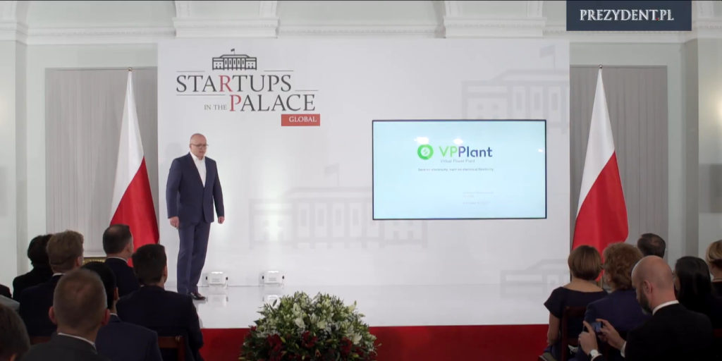 Startups in Palace