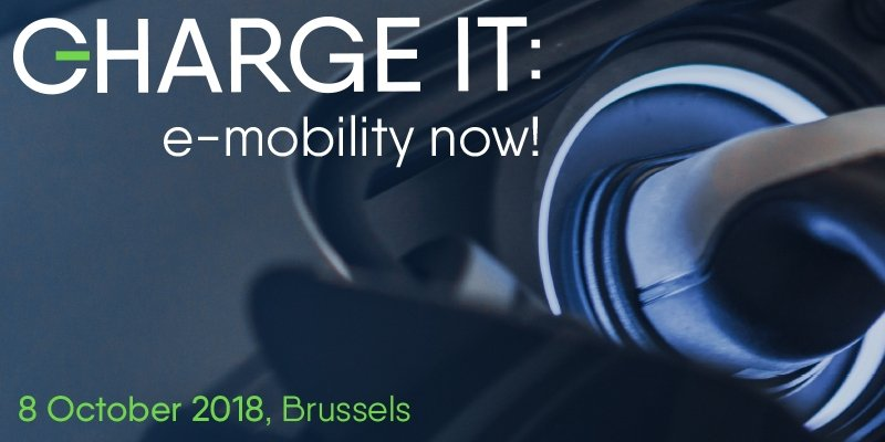 Charge it: e-mobility now